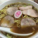 お久しぶりの煮干しスープで有名 赤坂味一 亀戸