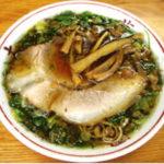 尾道ラーメン 麺や 太華