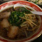 尾道ラーメン 麺一筋 水道橋