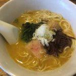 ちょっと珍しい水炊き風スープのお店 麺屋すみす